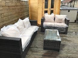 Yakoe Garden Furniture Conservatory Outdoor Rattan Garden Furniture Sets Yakoe Papaver