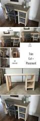 Office Desk Woodworking Plans Free Woodworking Plans Diy Desk Free Woodworking Plans