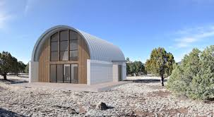 guest house designs quonset house design loft guest house clever moderns