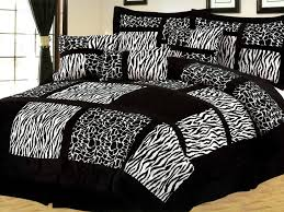 Black And White Zebra Bedrooms Zebra Print Bedroom Decorating Ideas Image Of Room Decor For Small