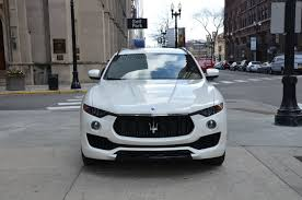 maserati price 2017 2017 maserati levante stock l216aba for sale near chicago il