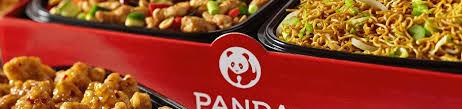 catering panda express restaurant