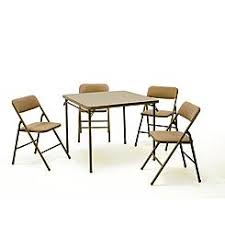 family dollar table and chair set card tables folding chairs sears