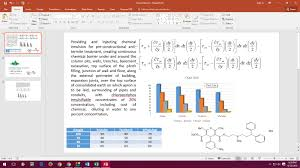powerpoint how to copy paste table chart picture equation