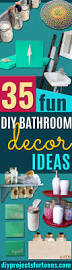 Teen Bathroom Decor 35 Fun Diy Bathroom Decor Ideas You Need Right Now Diy Projects