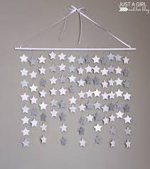 Hanging Pictures by Falling Star Wall Hanging Just A And Her Blog