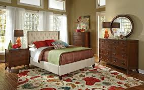coaster 300332q owen collection oatmeal fabric tufted and