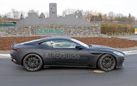 chrome aston martin aston martin db11 s spied looking fierce autoguide com news