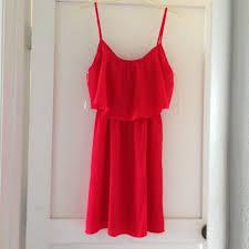 65 off dresses u0026 skirts cute red summer dress from alyssa u0027s