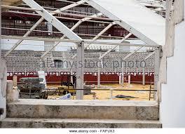 Bullring Floor Plan Wooden Stadium Seating Stock Photos U0026 Wooden Stadium Seating Stock