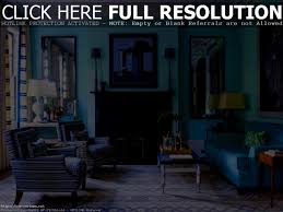 Gray And Turquoise Living Room Apartments Captivating Living Room Accent Wall Design Idea