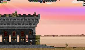 starbound introducing the glitch