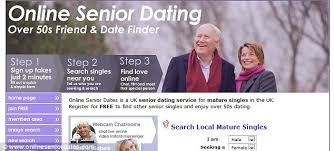 Blind Dating Service Silver Surfers Give Internet Dating Sites A Boost As It Is