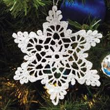 top 10 free patterns for crocheted snowflakes snowflake