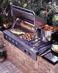 diy outdoor kitchen island kitchen built in barbecue grills outside kitchen island