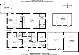 4 bedroom detached house for sale in ford and fairy cross