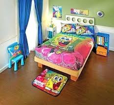 Spongebob Bedding Sets Spongebob Squarepants Bedroom Set Best Images On Bedroom Ideas