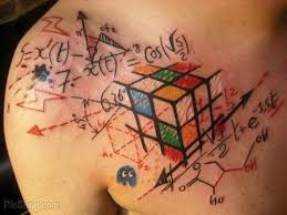 in which science and body art intersect tattoos of the science