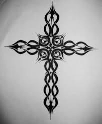 janina gavankar cross tattoos designs