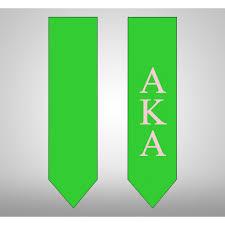 aka graduation stoles store alpha kappa alpha custom graduation stole