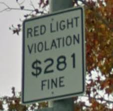how much is a red light fine why are red light violation fines so different in california