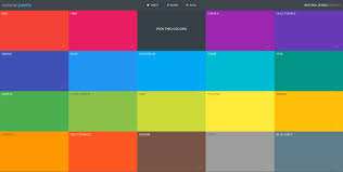 color pairing tool 6 color matching techniques for wordpress web designers elegant