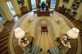 Reagan S Sunbeam Rug Oval Office Makeover Has Comfy More Modern Feel The Seattle Times