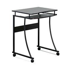 Rolling Table Desk Desk Desktop Computer End Table End Table Computer Desk Mobile