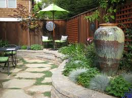garden focal point ideas home design