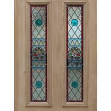 Stained Glass Door Panels by Home Entrance Door Front Door Panels