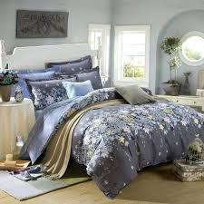 Coverlet Bedding Sets Grey Floral King Size Duvet Cover Gray Floral Duvet Set Grey