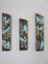 Turquoise Wall Decor Interesting Ideas Shabby Chic Wall Decor Terrific 25 Best Ideas