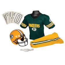 Green Bay Packers Home Decor Green Bay Packers Football Uniform