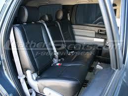 toyota leather seats toyota sequoia leather interiors
