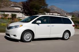 2014 Toyota Corolla Roof Rack by 2014 Toyota Sienna Reviews And Rating Motor Trend