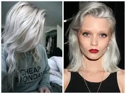 blonde hair with silver highlights ash blonde hair color ideas hair world magazine