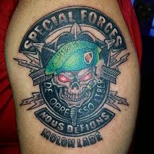 vietnam special forces tattoos pictures to pin on pinterest