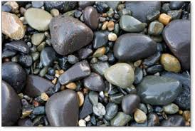 river rock landscaping ideas 5 tips for using river rock