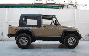 gypsy jeep 5 tastefully modified maruti suzuki gypsy suvs part ii
