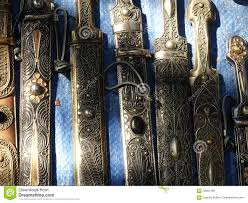 Antique Kitchen Knives Old Knives Stock Photo Image 56403664