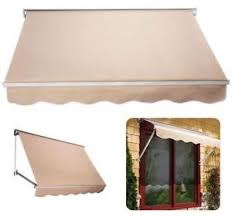 Glass Awnings For Doors Window Awning Ebay
