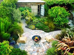 Firepit Garden 38 Ideas For Firepits Sunset Magazine