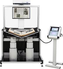 Wide Format Scanning And Archiving Large Format Book Scanners