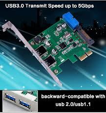 le de bureau usb 2 ports expresscard usb 3 0 pci express card adaptateur