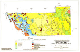 New Mexico Counties Map by General Soil Map Loving And Winkler Counties Texas Side 1 Of 1