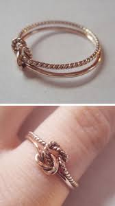 knot promise ring best 25 gold knot ring ideas on knot promise ring