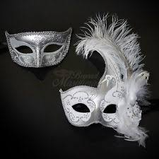 white masquerade masks for women silver masquerade mask ebay