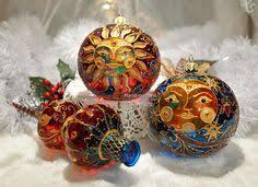 st petersburg ornaments set of 3 christmastide