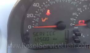service light on car reset service light indicator fiat multipla reset service light