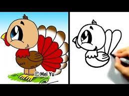 25 unique turkey drawing ideas on turkey